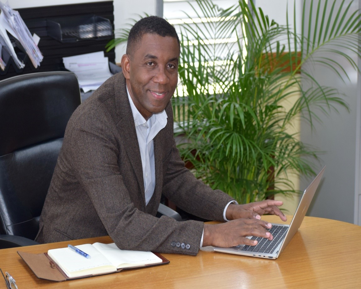 Mr. Kevin Allen, Chief Executive Officer University Hospital of the West Indies