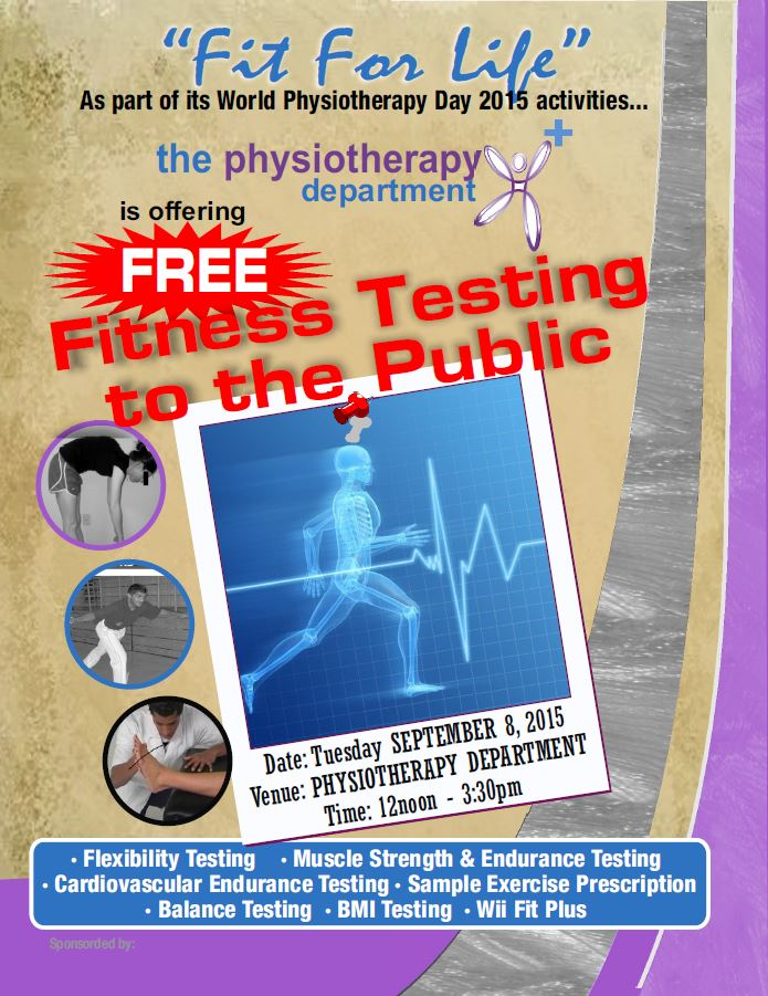 Free Fitness Testing